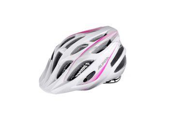 Dětská přilba Alpina FB Junior 2.0 Flash,White/pink/silver - 1