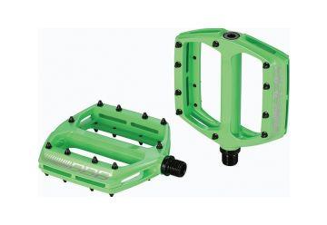 Pedály BBB - BPD-36 CoolRide Zelené - 1