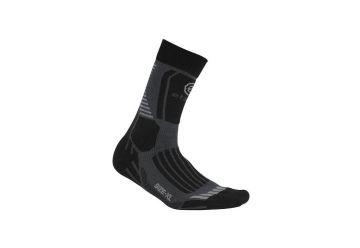 Etape ponožky Cross zimní , Black/grey - 1