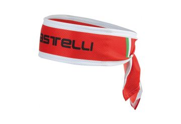 Čelenka Castelli Headband,Red - 1