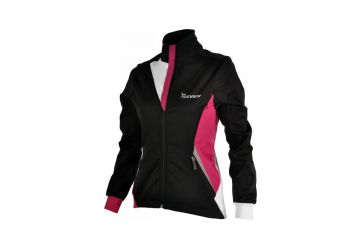 Silvini bunda Bagni WJ423,Black/pink - 1
