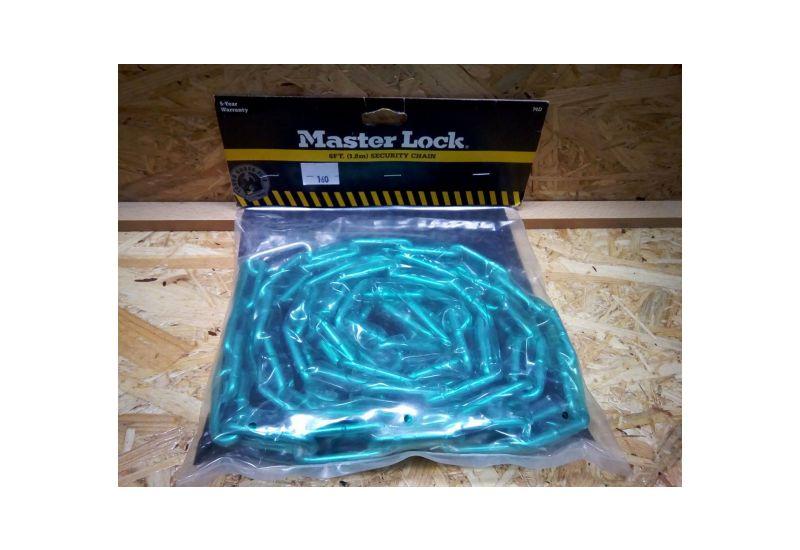 Řetěz Master Lock - 6FT. (1,8m) Security Chain - 1