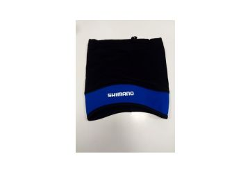 Shimano - Hat Neck Warmer,Black/Blue - 1