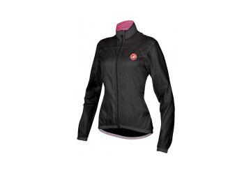 Castelli bunda Velo W Jacket ,Black - 1
