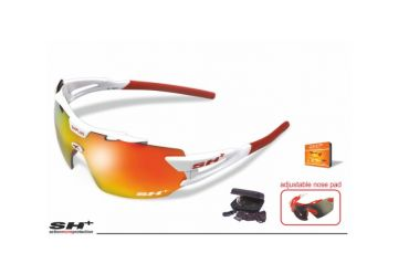SH+ brýle RG 4620 Race pro line,White/red - 1