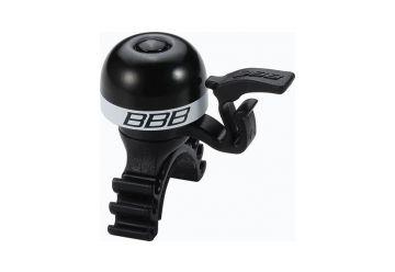 Zvonek BBB - BBB-16 MiniFit Bílý - 1