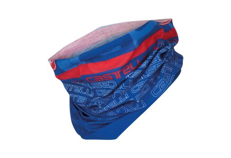 Nákrčník Castelli Heat Thingy , Blue/red - 1