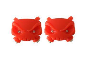 Blikačky Max1  - Kočka P+Z Červená - 1