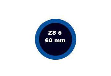 Záplata Max1 - Ferdus ZS5 Průměr 60mm - 1