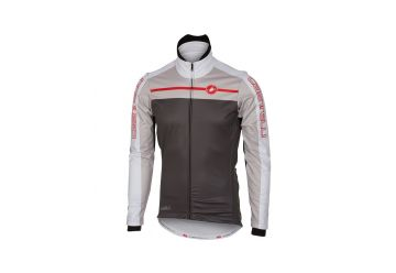 Castelli bunda Velocissimo , Antracite/Light grey/White - 1