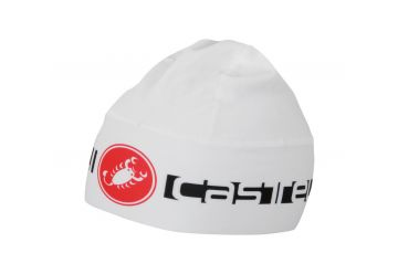 Castelli čepice Viva Thermo Skully , White - 1
