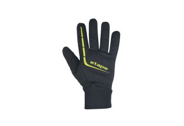 Etape rukavice  Gear WS plus ,Black/fluo - 1