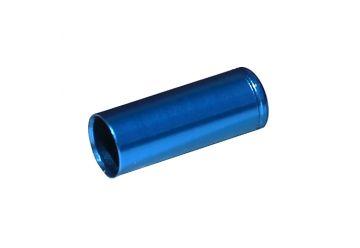 Koncovka Max1 - CNC Alu 5mm utěsněná Modrá - 1