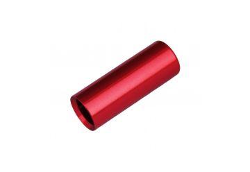 Koncovka Max1 - CNC Alu 4mm utěsněná Červená - 1