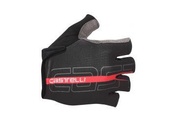 Castelli rukavice  Tempo , Black/red - 1