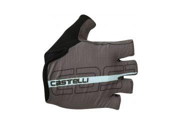 Castelli rukavice  Tempo , Anthracite/pale blue - 1