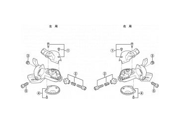 Krytka řazení Shimano - Deore SL-M510 pravá (Y6CZ98010) - 1