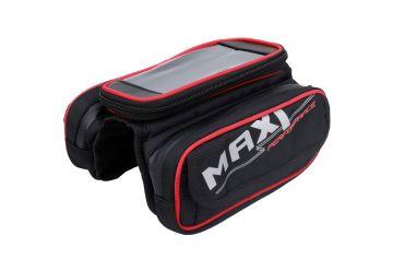 Brašna Max1 Mobile Two červeno/černá - 1
