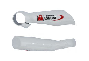 Rohy Max1 Magnum karbonové bílé - 1