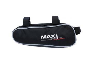 Max1 brašna Frame Deluxe , Black - 1