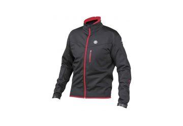 Etape pánská zimní bunda Warmer WS červená černá - 1