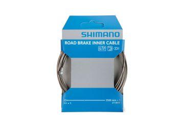 Lanko brzdové Shimano - SIL-TEC 1,6x2050 mm nerez ocel - 1