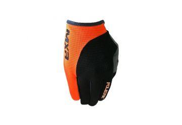 Polednik rukavice MXR Bavy , Black/orange - 1