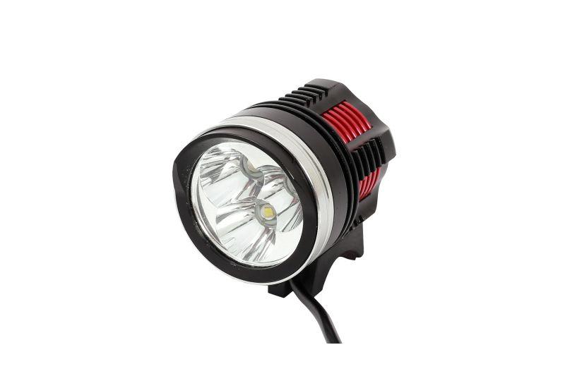 Světlo Max1 Fighter 3x LED 1600lm - 1