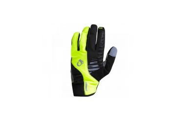 Pearl Izumi rukavice Cyclone Gel ,Black/Reflex Yellow - 1