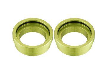 Redukce přední osy Mavic na Boost 110 mm - žlutý - 1