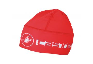 Castelli čepice Viva Thermo Skully ,Red - 1