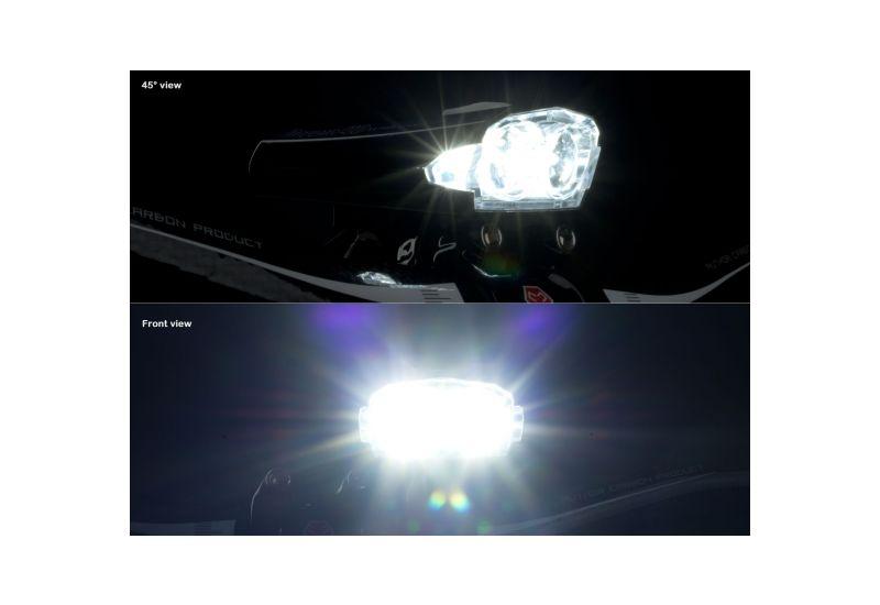 Světlo př. Author - Doppio 40lm USB černá - 3