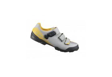 SHIMANO SH-ME300MG, šedá žlutá - 1