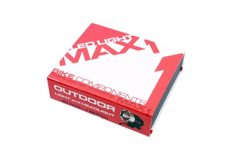 Světlo Max1 - Power Led 20Watt - 5