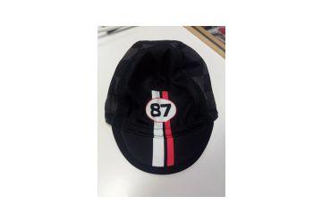 Sugoi Cyclink Cap 87 černá/bílá/červená - 1