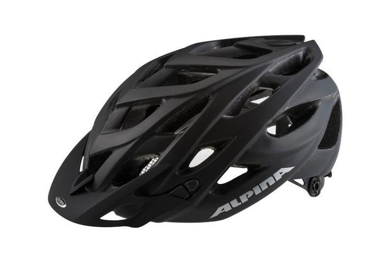 Cyklistická helma Alpina D-ALTO L.E. black matt - 1