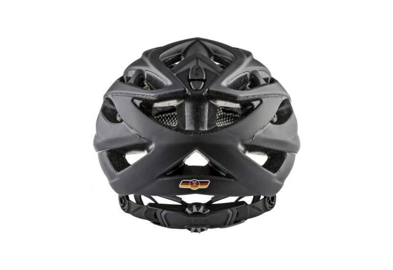 Cyklistická helma Alpina D-ALTO L.E. black matt - 2
