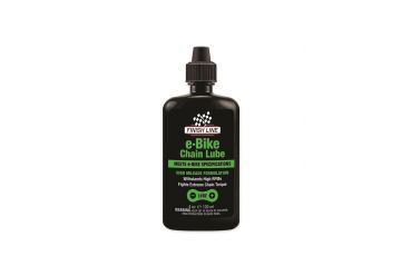 Finish Line E-Bike Chain Lube 4oz/120ml-kapátko - 1