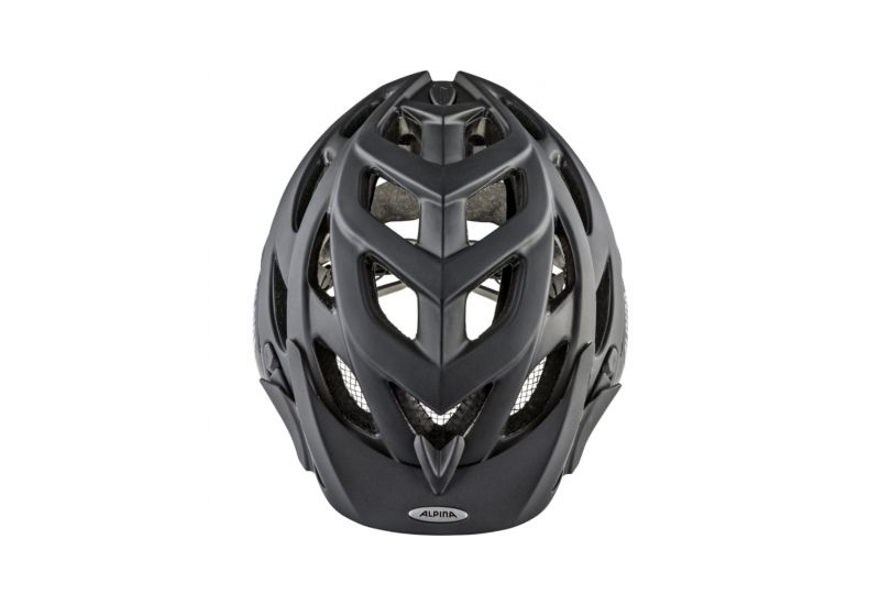 Cyklistická helma Alpina D-ALTO L.E. black matt - 3