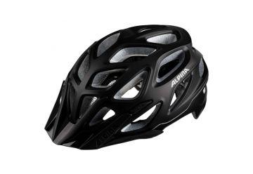 Cyklistická helma Alpina CARAPAX JR./white polka dots - 1