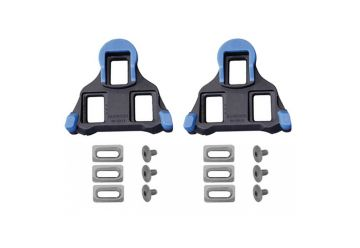 Kufry Shimano - SM-SH12 Cleat Set Modré +/- 2° - 1
