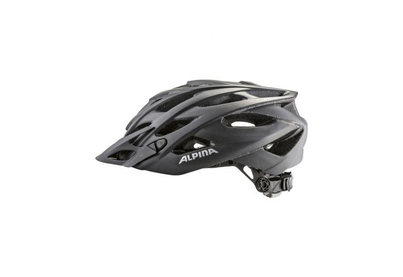 Cyklistická helma Alpina D-ALTO L.E. black matt - 4