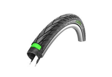 Plášť Schwalbe Energizer Plus Tour 40-622 GreenGuard černá+reflexní pruh - 1