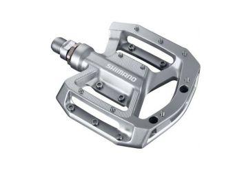 Pedály Shimano - PD-GR500 stříbrné - 1