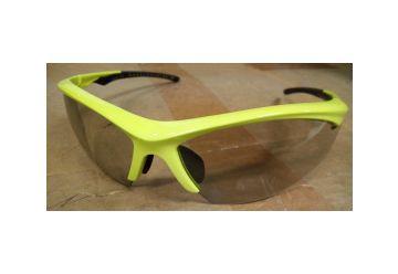 SHIMANO brýle EQX2,Limetková žlutá - 1