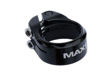 Sedlová objímka Max1 Double 34,9 mm imbus černá - 1
