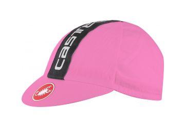 Castelli Čepice Retro 3,Giro pink/black - 1