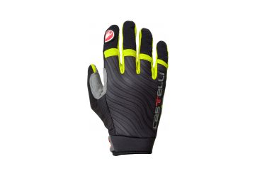 Castelli CW 6.0 Cross LF black/fluo-yellow - 1