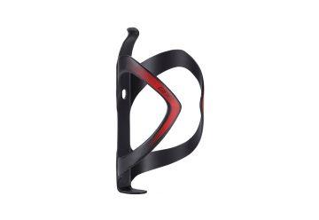 Košík BBB BBC-37 FiberCage černo/červená - 1