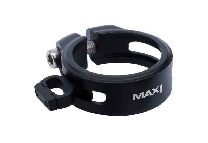 Sedlová objímka Max1 Enduro 34,9 mm pro teleskopickou sedlovku - 1